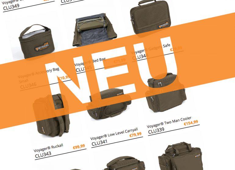 FOX NEU 770x560 - Fox-Neuheiten: Vom neuen RX+ bis Ultra Brolly