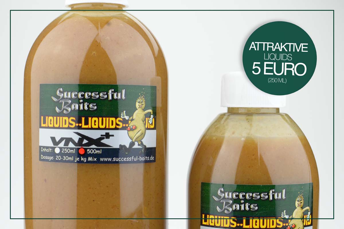 Liquids - Successful Baits Angebotswoche startet!