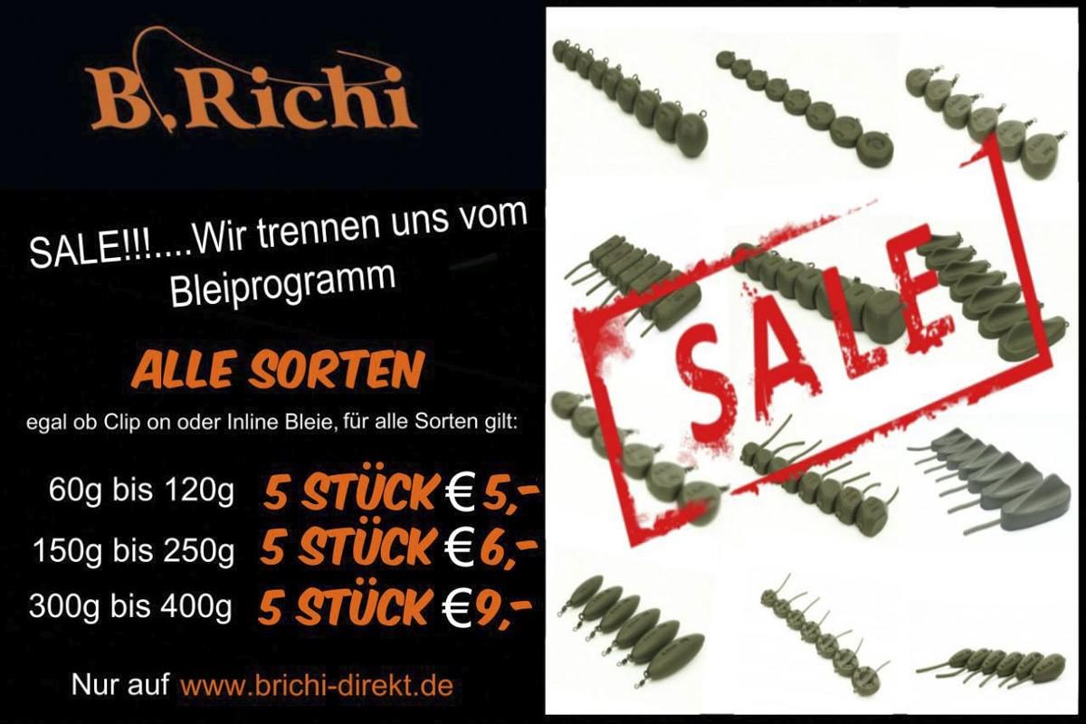 B. Richi 1 - Jetzt sparen: 75 % auf B.Richi Endtackle!