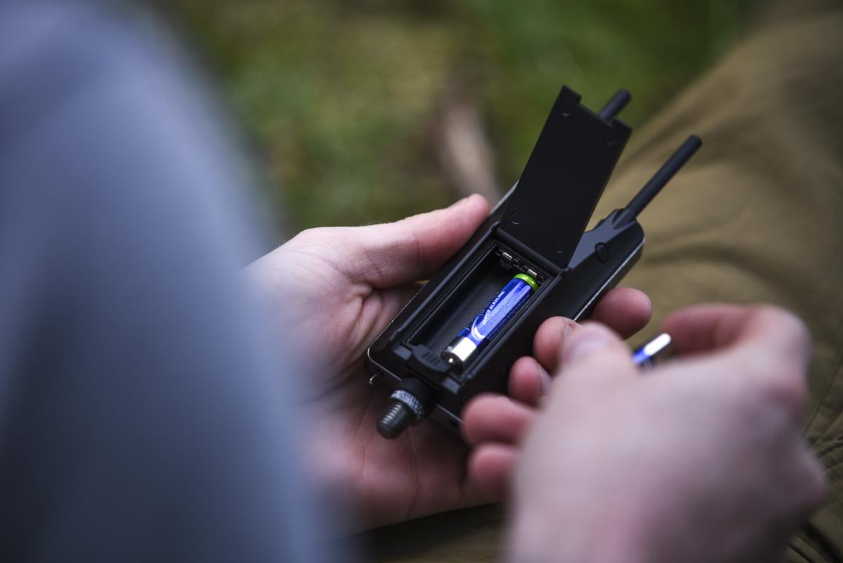 Gängiger Batterietyp: Die Sensonic's benötigen AAA Batterien.