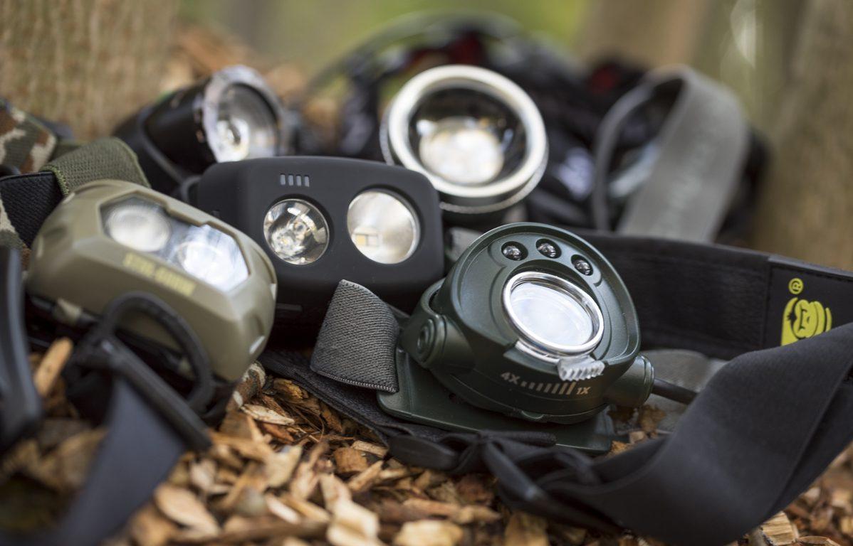 FOX Halo Headtorch AL350C Kopflampe by TACKLE-DEALS !!!