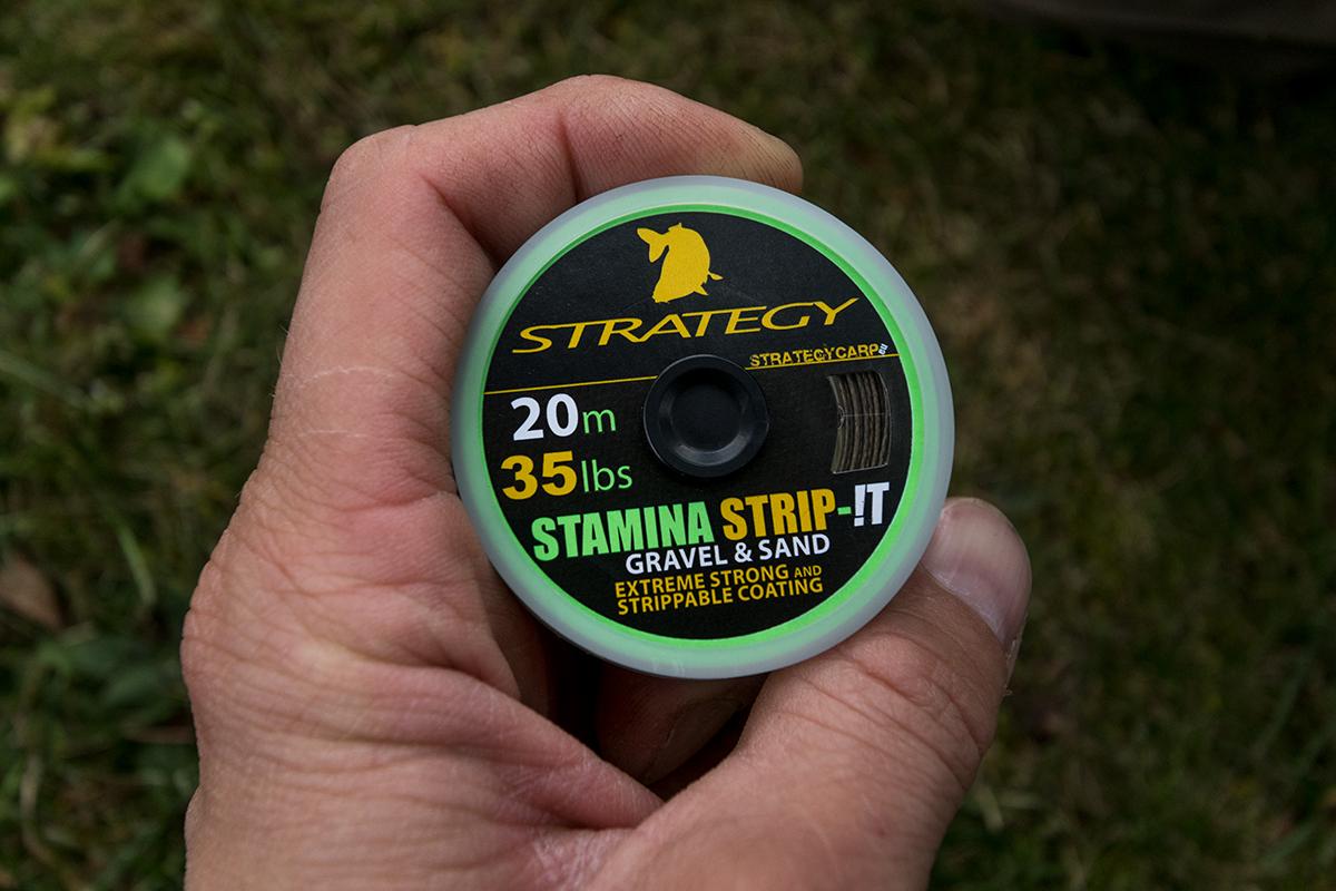 Aus Stamina Strip-It...