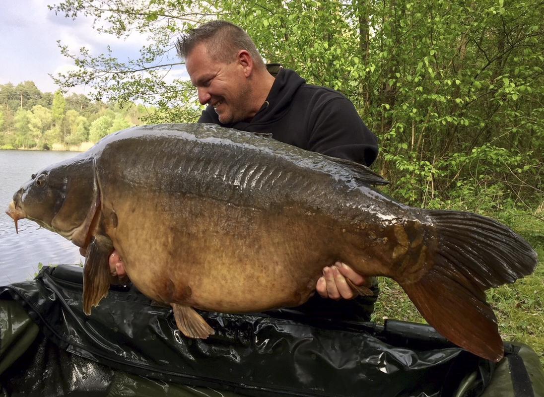 10 -  - Großkarpfen, Frank Schmidt, Fangrausch, Dickfisch, anaconda, 30 Kilo