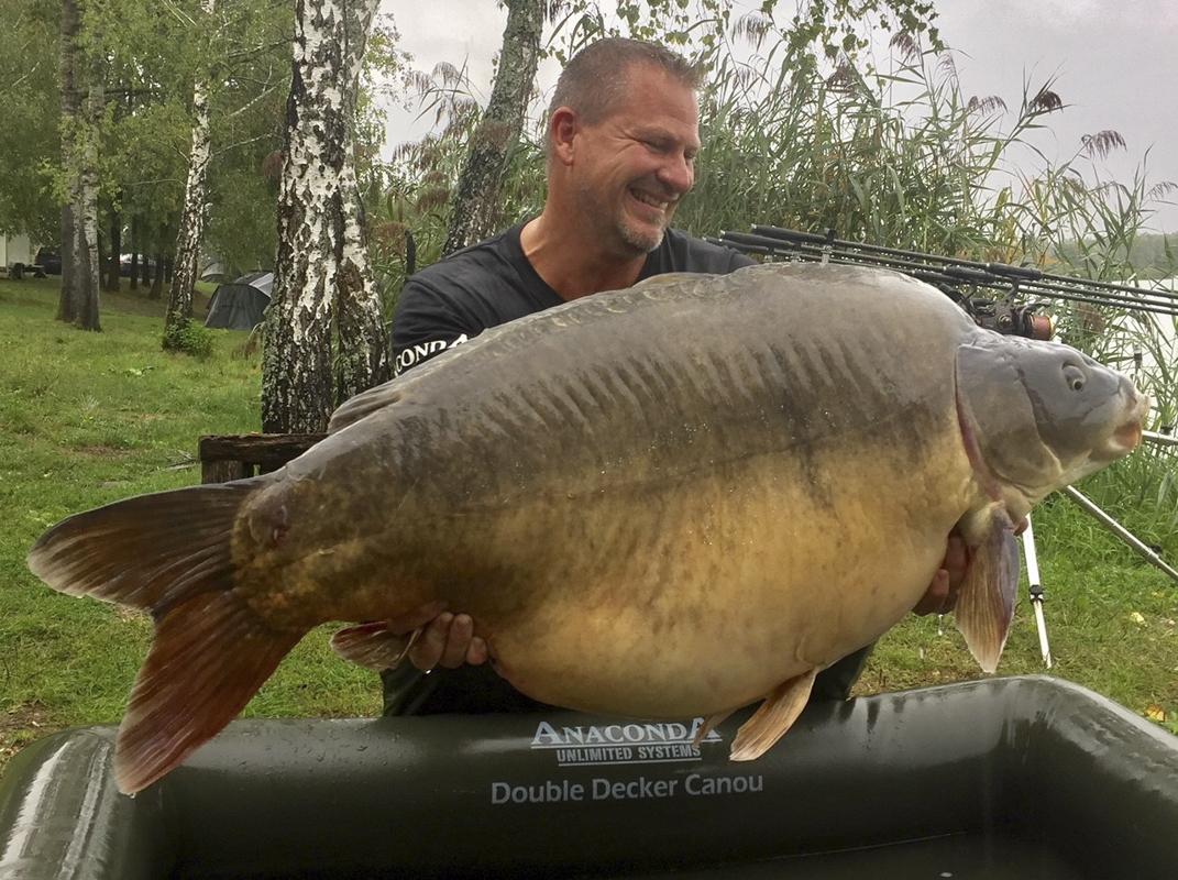 6 -  - Großkarpfen, Frank Schmidt, Fangrausch, Dickfisch, anaconda, 30 Kilo