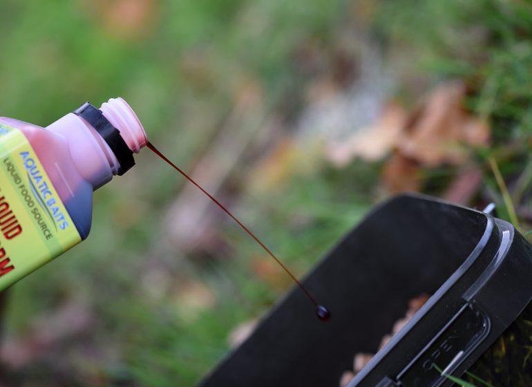 Aquatic Baits Liquids Pellets 13 770x560 - Vorgestellt! - Aquatic Baits Carp Pellets & Liquids