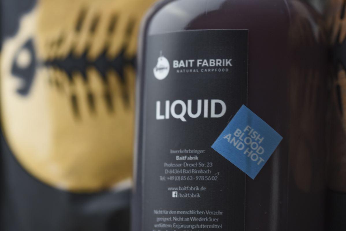 DSC 6417 - Neugierig? Auf Baitfabrik's Fish Blood and Hot Range!