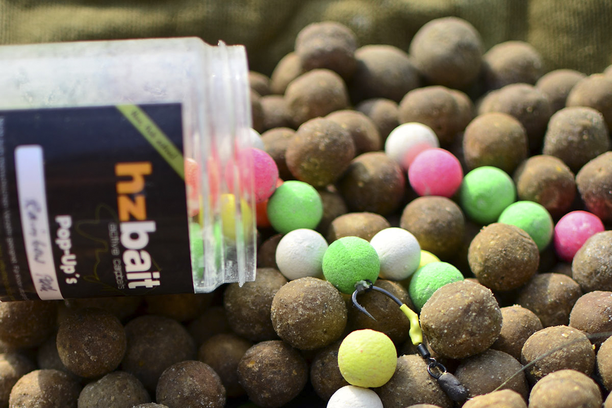 Hz Baits Rainbow Pack Pop Ups 7 - Vorgestellt: HZ Baits Rainbow Pack