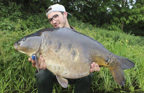 Nach diesem Fisch mit 15 kg mussten wir leider einpacken 570x370 - Spontan ins Blaue - von Michael & Sven