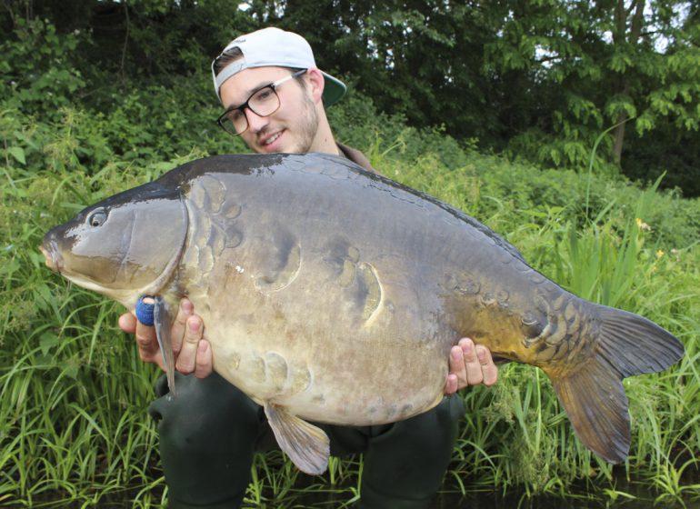 Nach diesem Fisch mit 15 kg mussten wir leider einpacken 770x560 - Spontan ins Blaue - von Michael & Sven