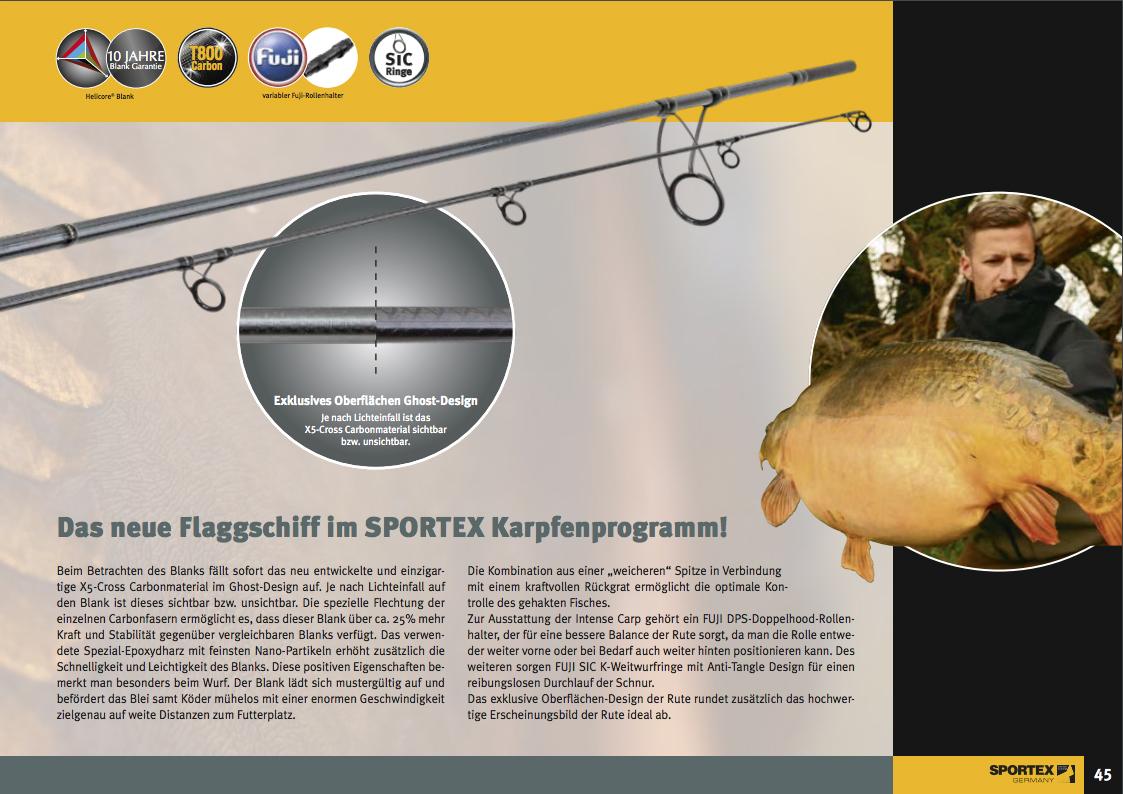 Sportex Webseite3 -  - Sportex, Rutenbau, Ruten, neue Website, modern, Kryston, Design, Climax
