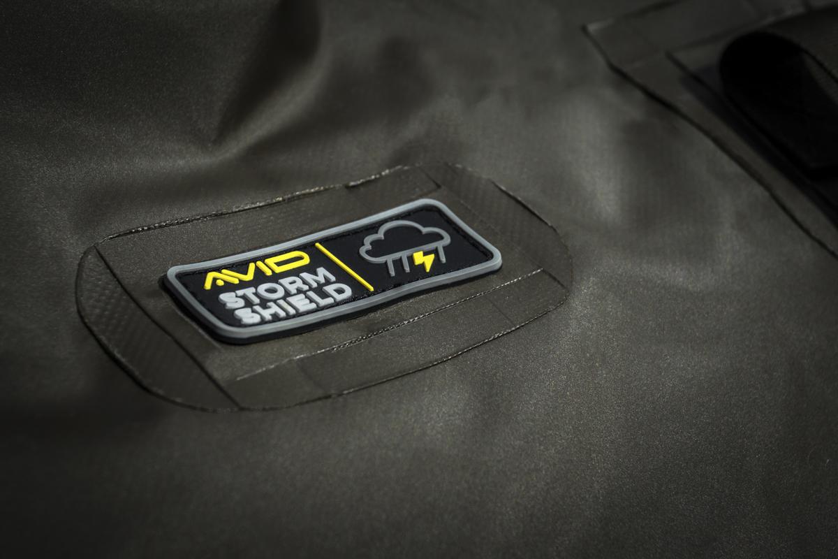 Storm Sheild Badge -  - Stormshield Range, Schutz, Elemente, Cover, carp, Bed Chair, Avid Carp, avid