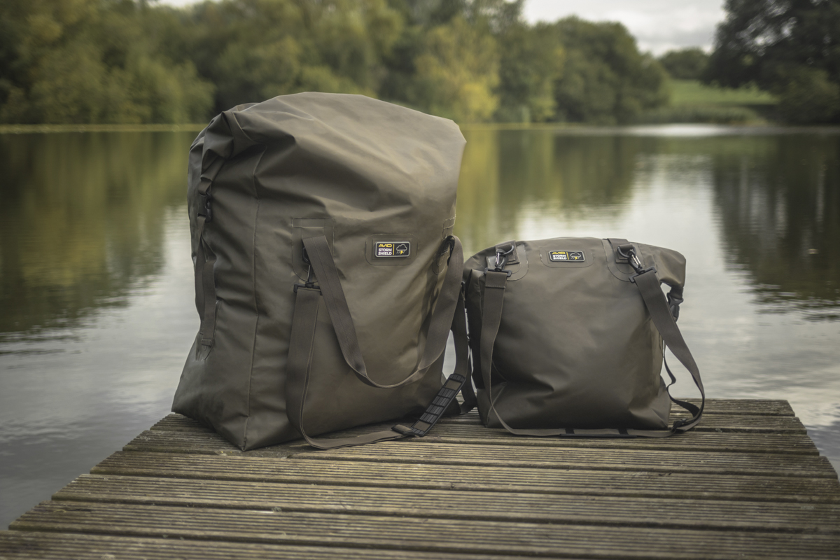 Storm Sheild Swag Bags -  - Stormshield Range, Schutz, Elemente, Cover, carp, Bed Chair, Avid Carp, avid