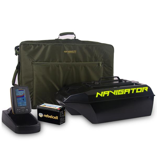 navigator toslon series600x600 - Aufgepasst! - Futterboot-Angebote bei Global Fishing!
