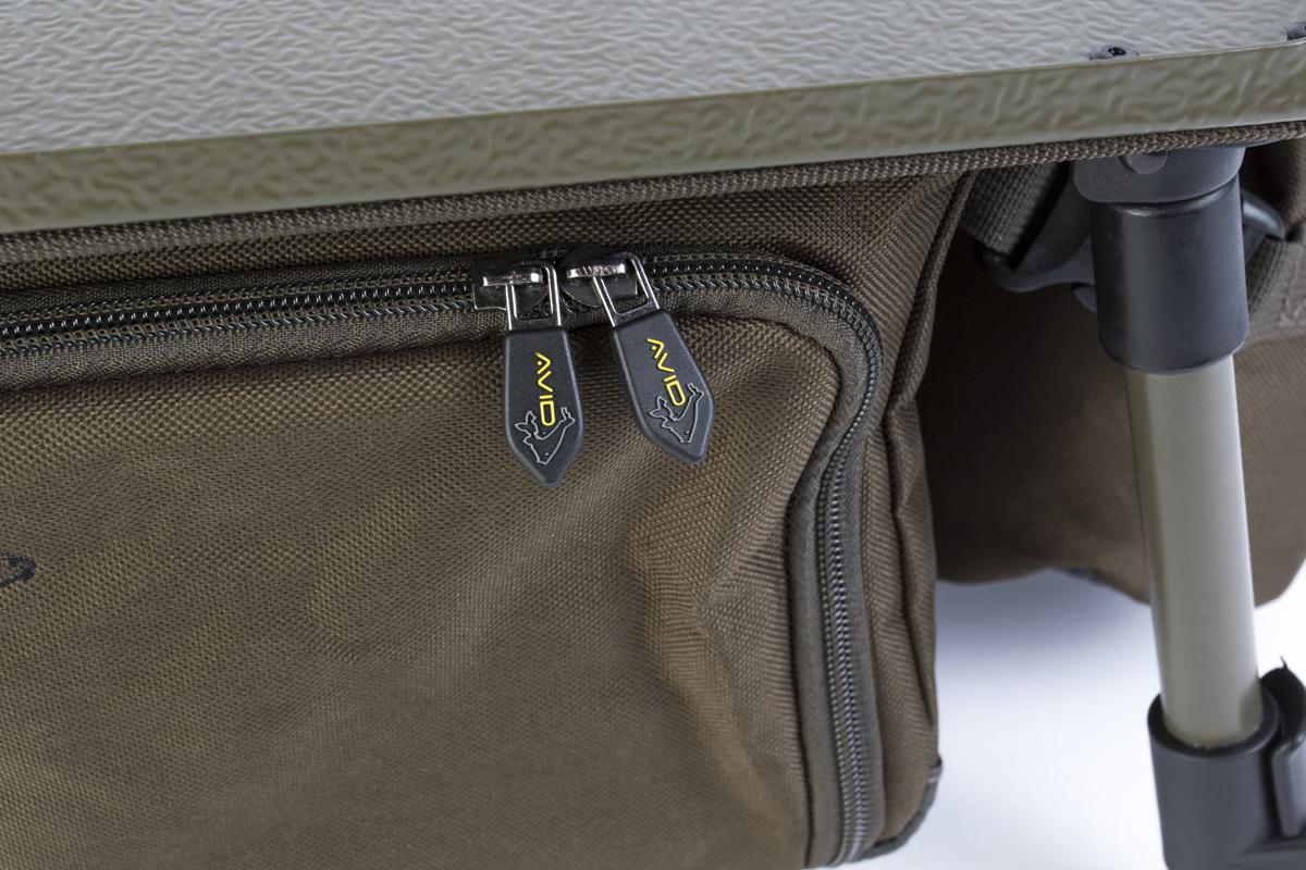970A5287 -  - Taschen, Table, Organiser, Luggage, Bivvylife, Bivvy Organiser, Bivvy, Avid Carp, avid