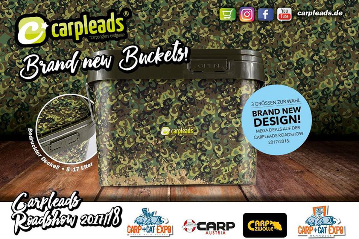 Carpleads 2 -  - eimer, Design, Deals, Carpleads, Camo, Buckets, boilies, Bait
