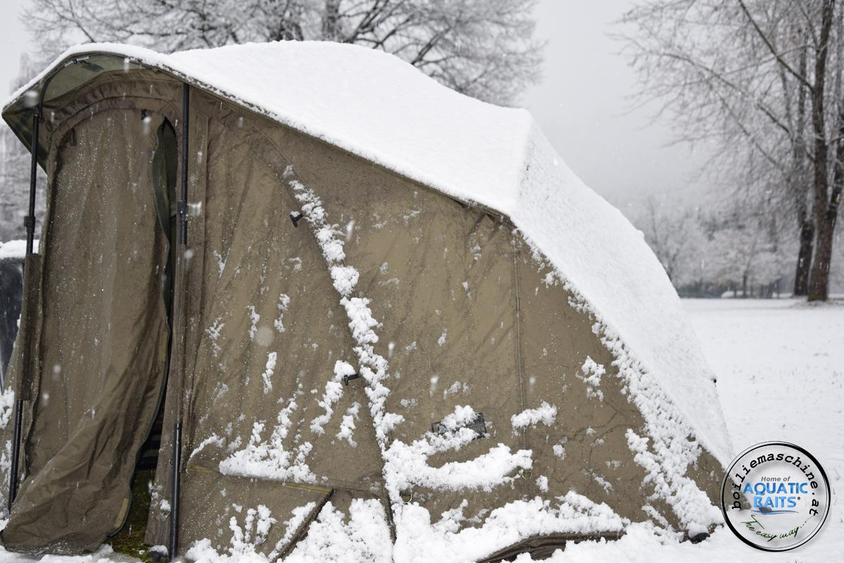 DSC 1400 -  - Winterangeln, österreich, Karpfen im Winter, Fishing, Carpfishing, Baits, Aquatic Baits, Abenteuer