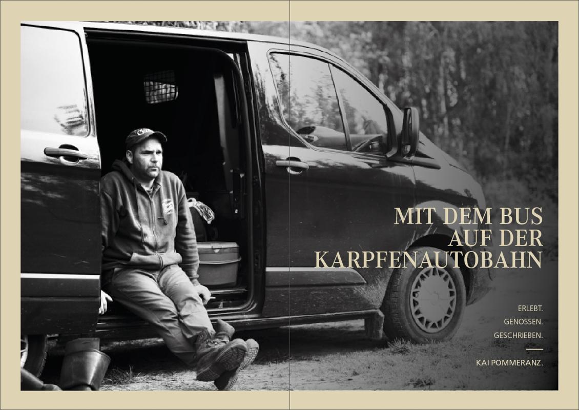 Kai Pommeranz -  - twelve ft. Ausgabe 12, twelve ft., Spirit, karpfenangeln, Freiheit, Aufstehen, Am Boden, Abenteuer