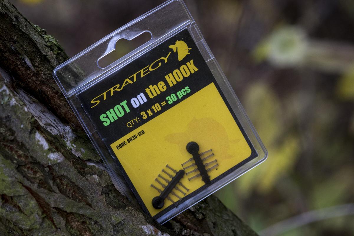 Shot on the Hook 01 -  - Winter, Strategy, Spro, Shotonthehook, Ruhe, Laub, Klaus Wegmann, Karpfen, Kalte Overnighter, herbst, carp
