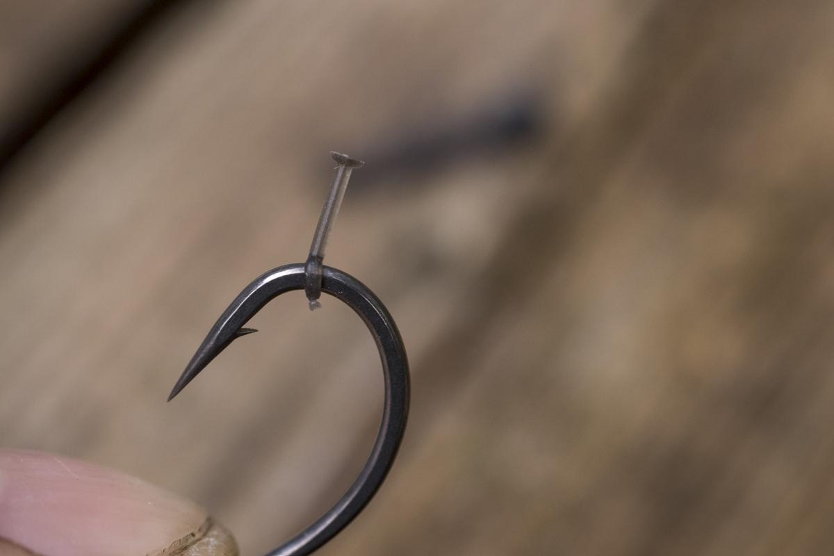Shot on the Hook 04 - Kalte Overnighter 2 - von Klaus Wegmann