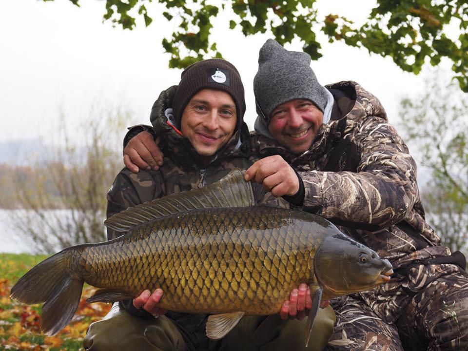Thomas und Franz 06.11 - Fanggalerie mit reichlich Dickfisch!