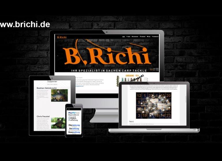 brichi 770x560 - Frische Website bei B. Richi!