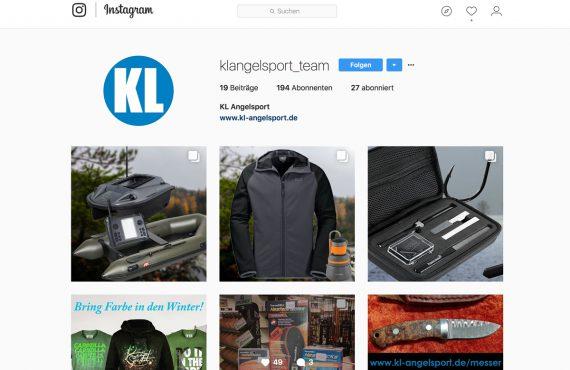KL Titelbild 570x370 - Jetzt auch auf Instagram: KL Angelsport!