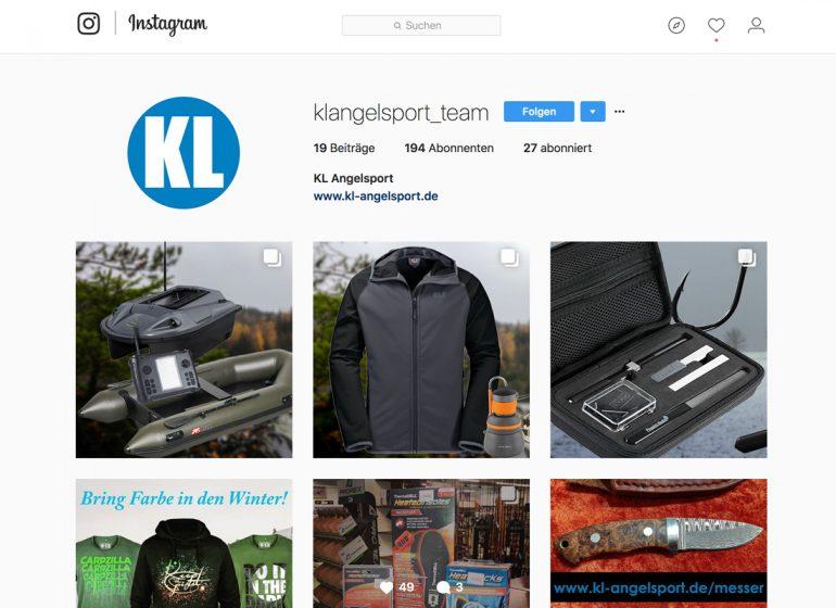 KL Titelbild 770x560 - Jetzt auch auf Instagram: KL Angelsport!
