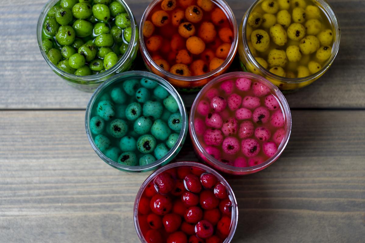 Titelbild MyBaits -  - Tricks, Tipps, Stickmix, My Baits, Fluo, feines Angeln, Farbe, Fallen stellen, Attraktion