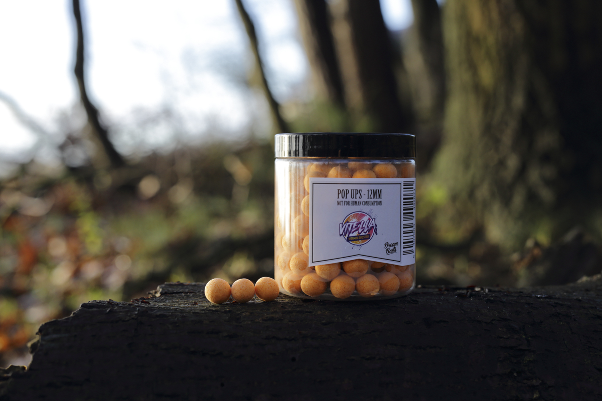 Vitella12mm -  - Vitella Vorstellung, Pop-ups, Messe, Liquid, Hannover, Dreambaits, Carp&Cat Expo, Angebote