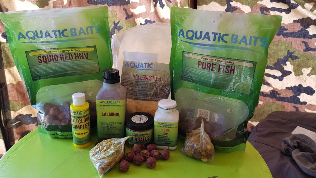 Aquatic Baits 4 -  - marokko, boilies, Bin El Ouidane, Baits, Aquatic Baits