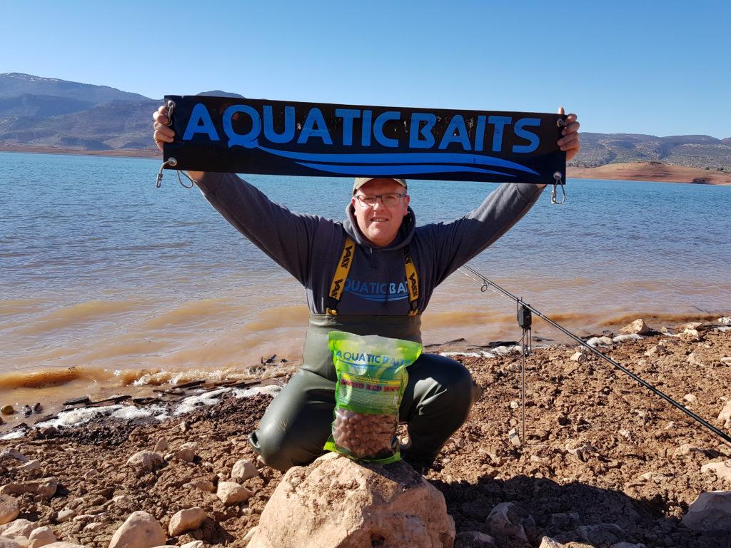 Aquatic Baits 8 -  - marokko, boilies, Bin El Ouidane, Baits, Aquatic Baits