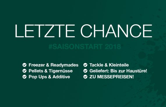 Newsletter Onlinemesse Letzte Chance 570x370 - Letzte Chance: Successful Baits Onlinemesse endet