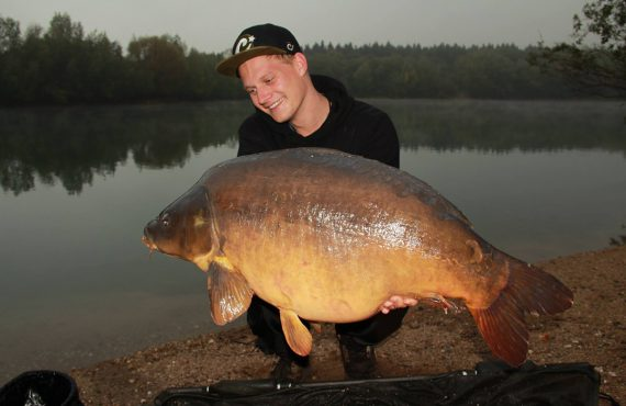 Carpfishing on Side – von Axel Siebert