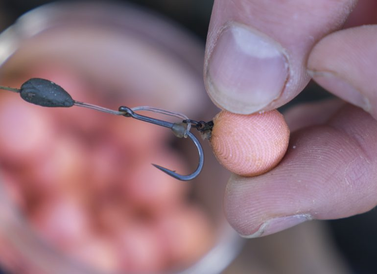 Turbos 6 The finished hookbait will be bursting with attraction so sinmple attach to the rig before casting out 770x560 - Kaltwassertaktik: Erfolgreich mit Single Hookbaits!