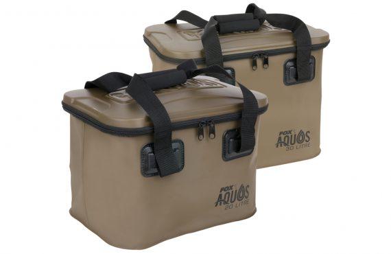 Fox Aquos Titelbild 570x370 - Fox Aquos EVA Bags! Faltbar und trotzdem stabil?