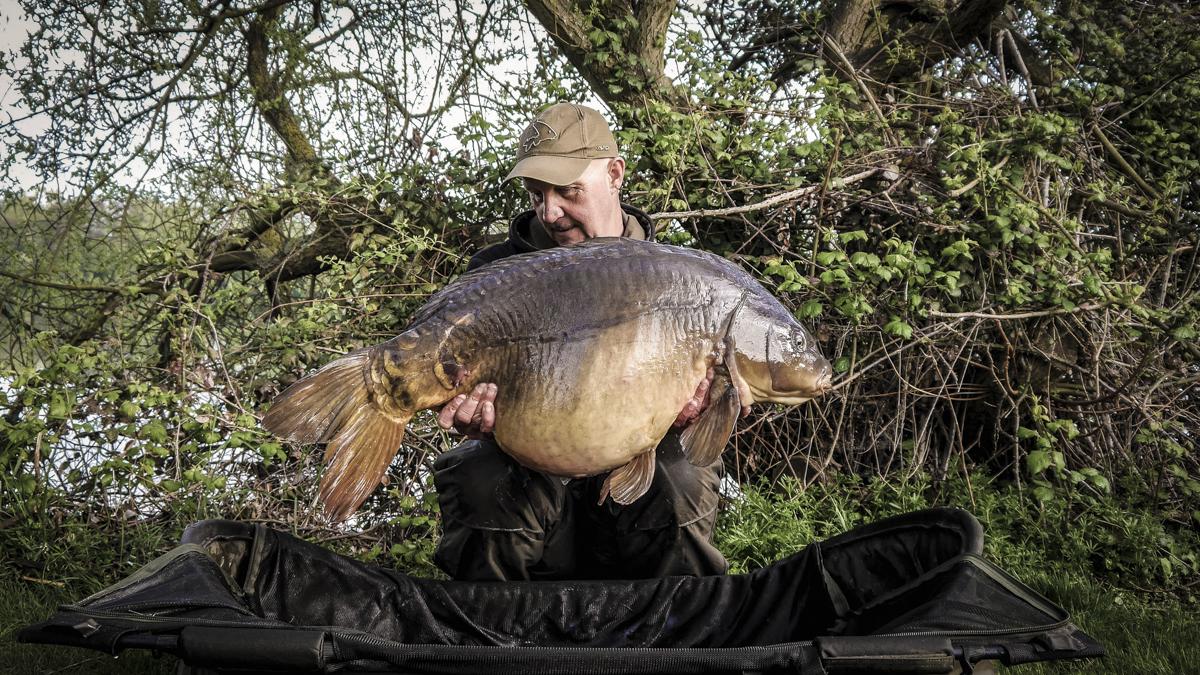 Ian Russell erklärt sein Rig für krautige Seen!