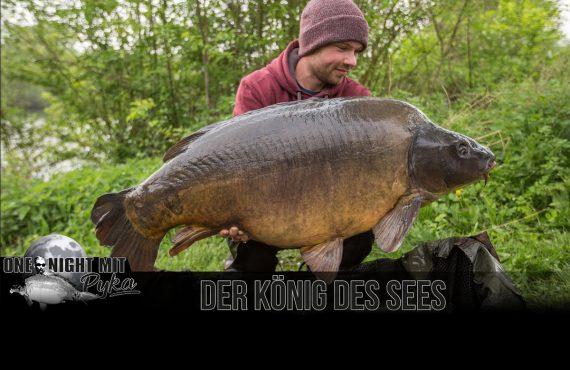 benni pyka 570x370 - Action mit Meik Pyka: Der König des Sees!