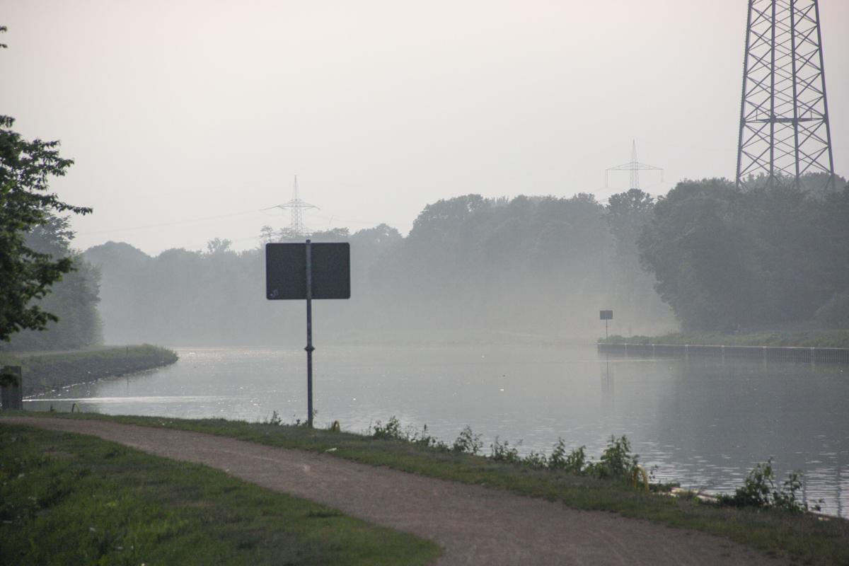 Bild2 Ausbuchtungen -  - Verladehafen, Spots, Sommer, Schleusen, Kanalkarpfen, Kanalangeln, erfolg