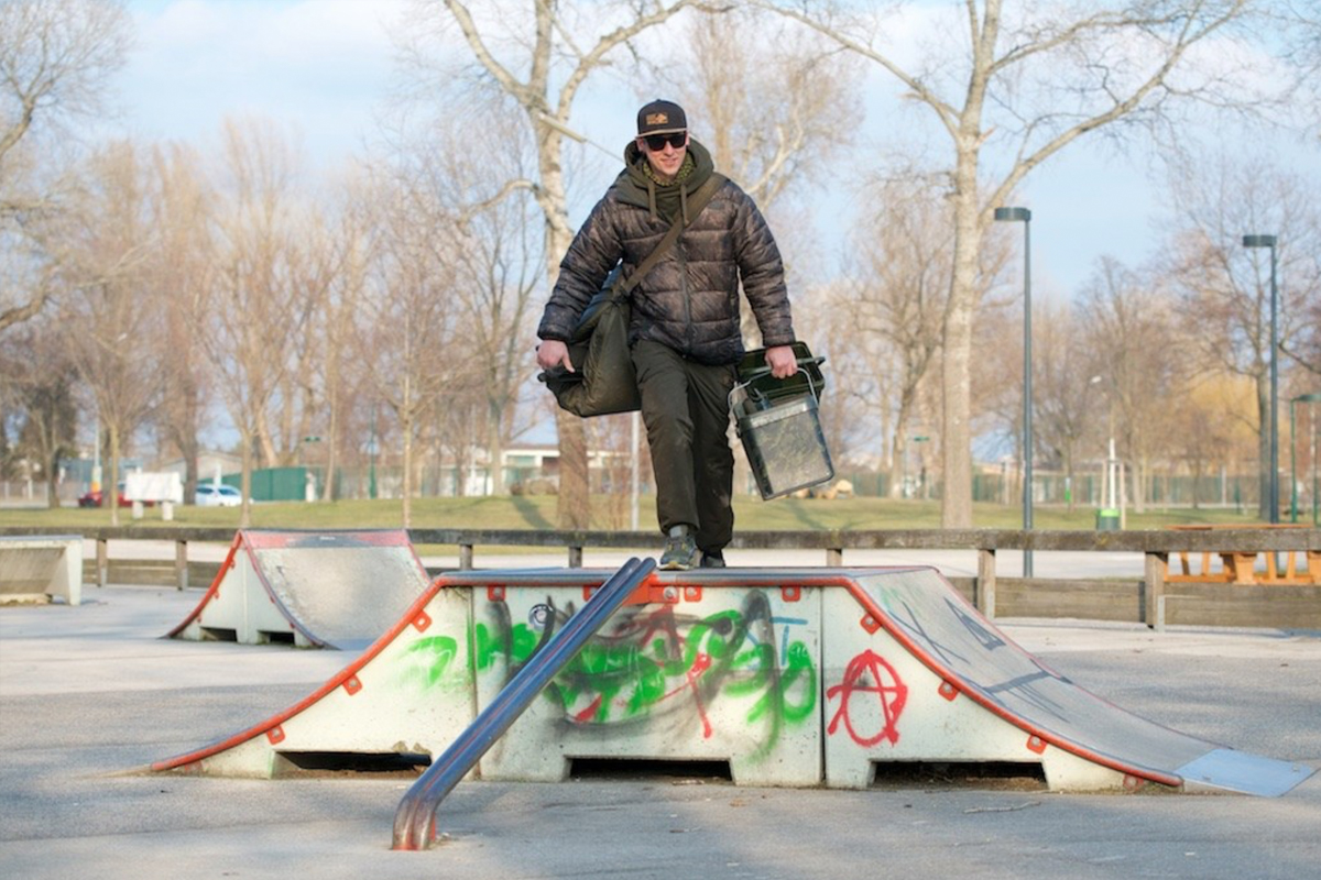City Fishing - Karpfenangeln im Park! Bock auf 'nen Podcast?