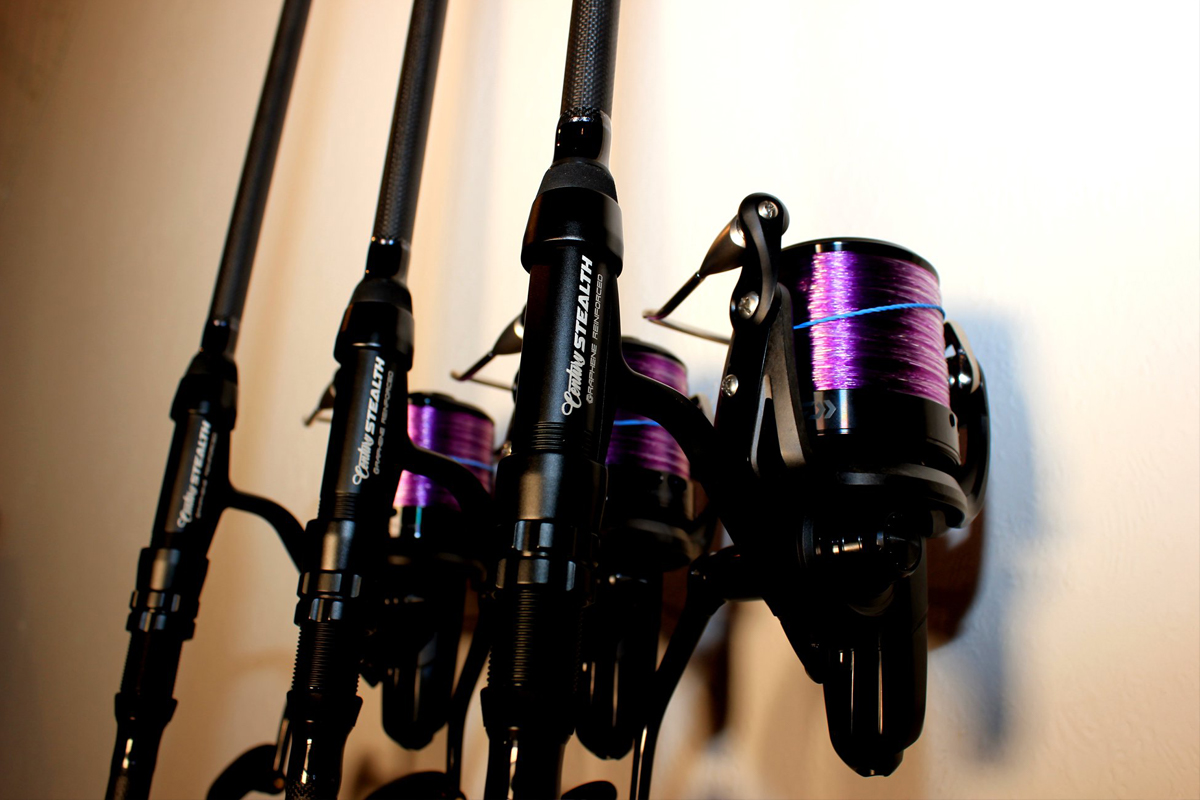 Tackle -  - Trade, Tackle, Shopping, Service, Ridge Monkey, Nash Tackle, Fox international, Century, Baits, Angling Direct, Angland