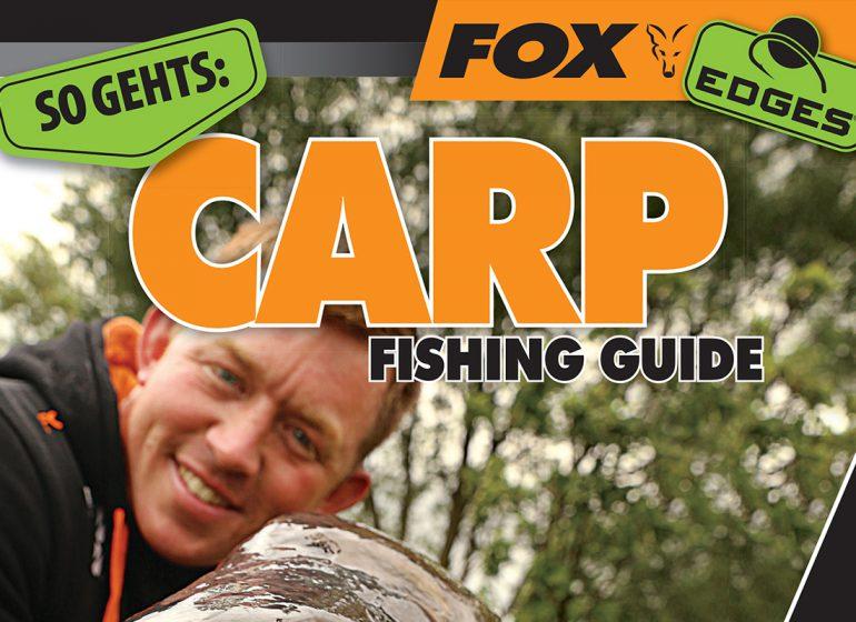 Titelbild Fox 770x560 - Bald erhältlich! - Fox Carp Fishing Guide...