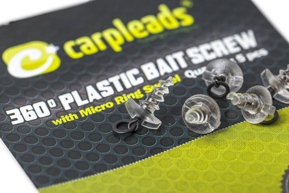 Bait Screw Carpleads3 -  - Ronnie Rig, Carpleads