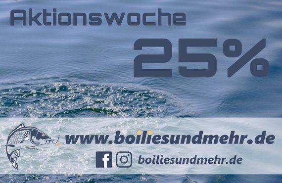 25% reduziert – Die Hitze bringt heisse Preise bei Boiliesundmehr.de