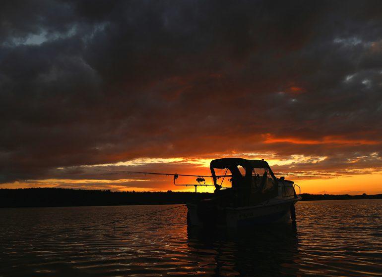 Bootangeln Karpfenangeln 8 770x560 - Bock auf Boots-Karpfenangeln? Verhindere diese Fehler