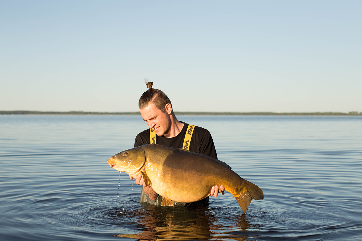 Martin Hoepfel Dreambaits1 - Martin fischt Longrange – Seine Tipps!