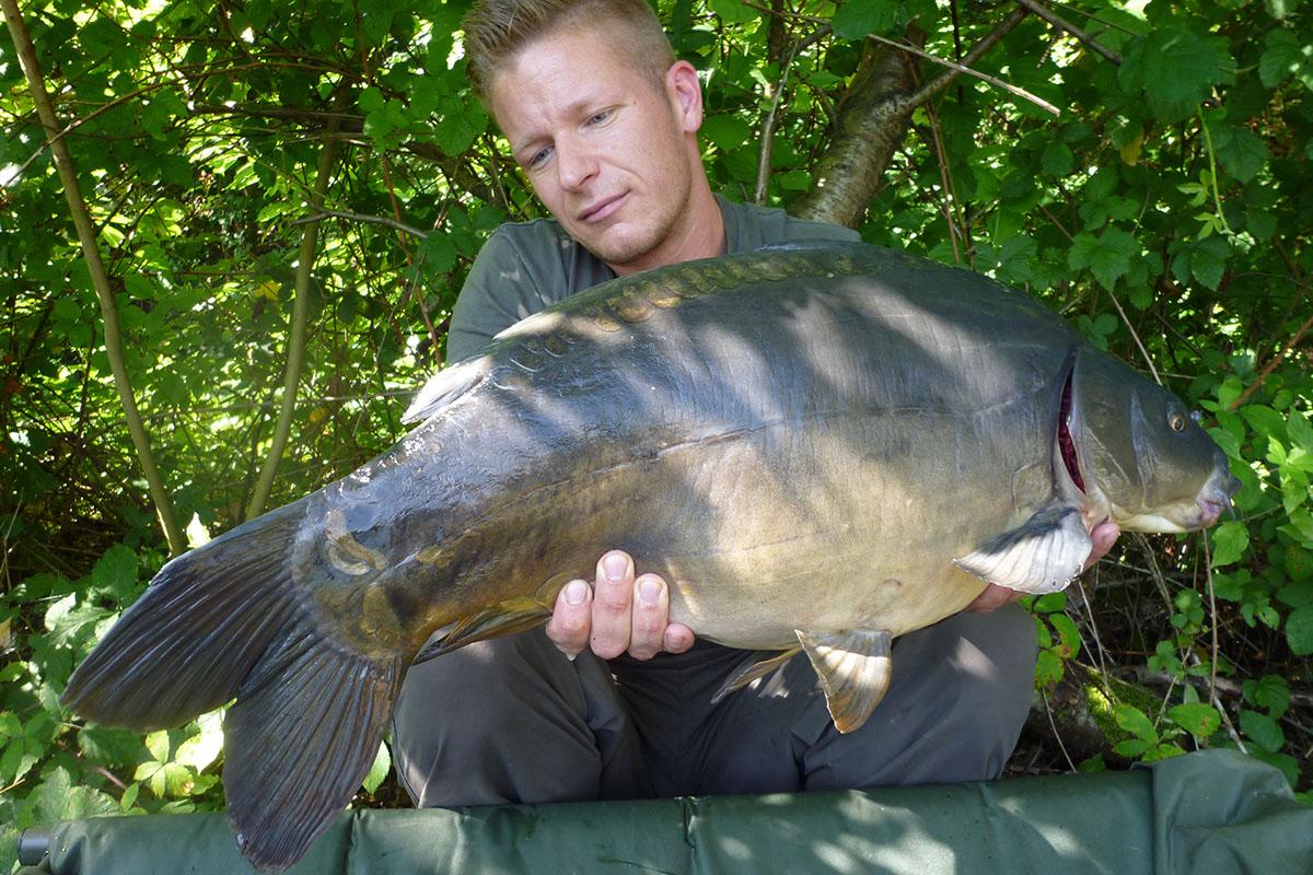 P1000823 -  - Zielfisch, karpfenangeln