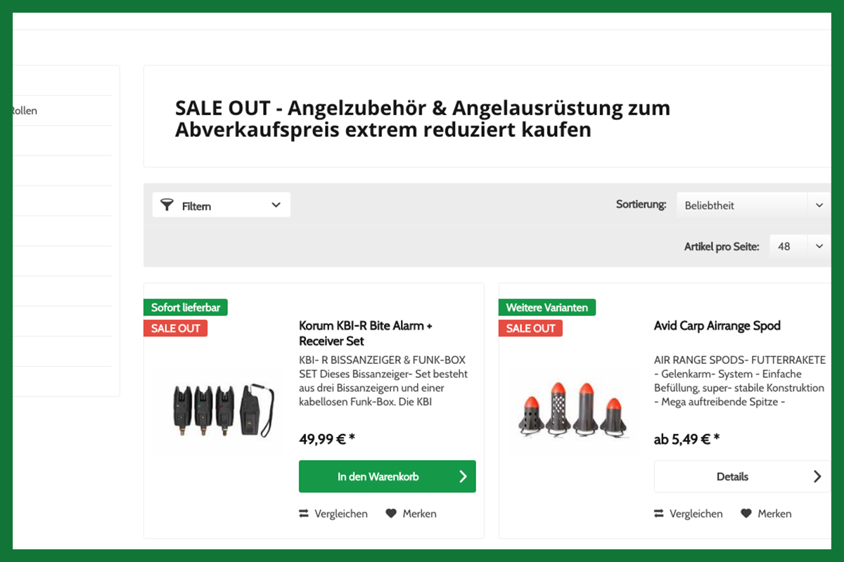 SALE Out AngelHAACK -  - AngelHAACK, Angebote