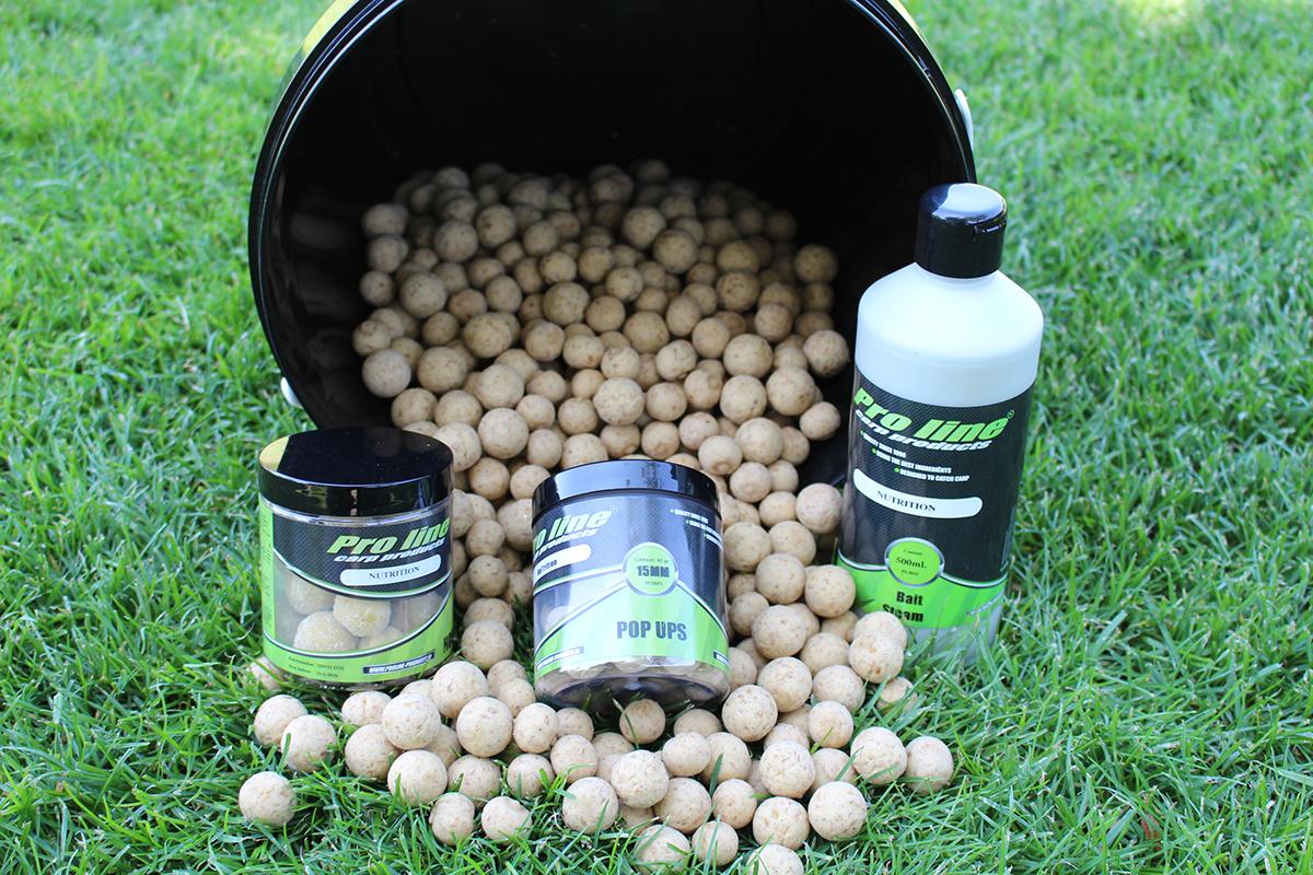 pro line nutrition pack 63740 4558 - Pro Line´s Nusskugel – NuTrition