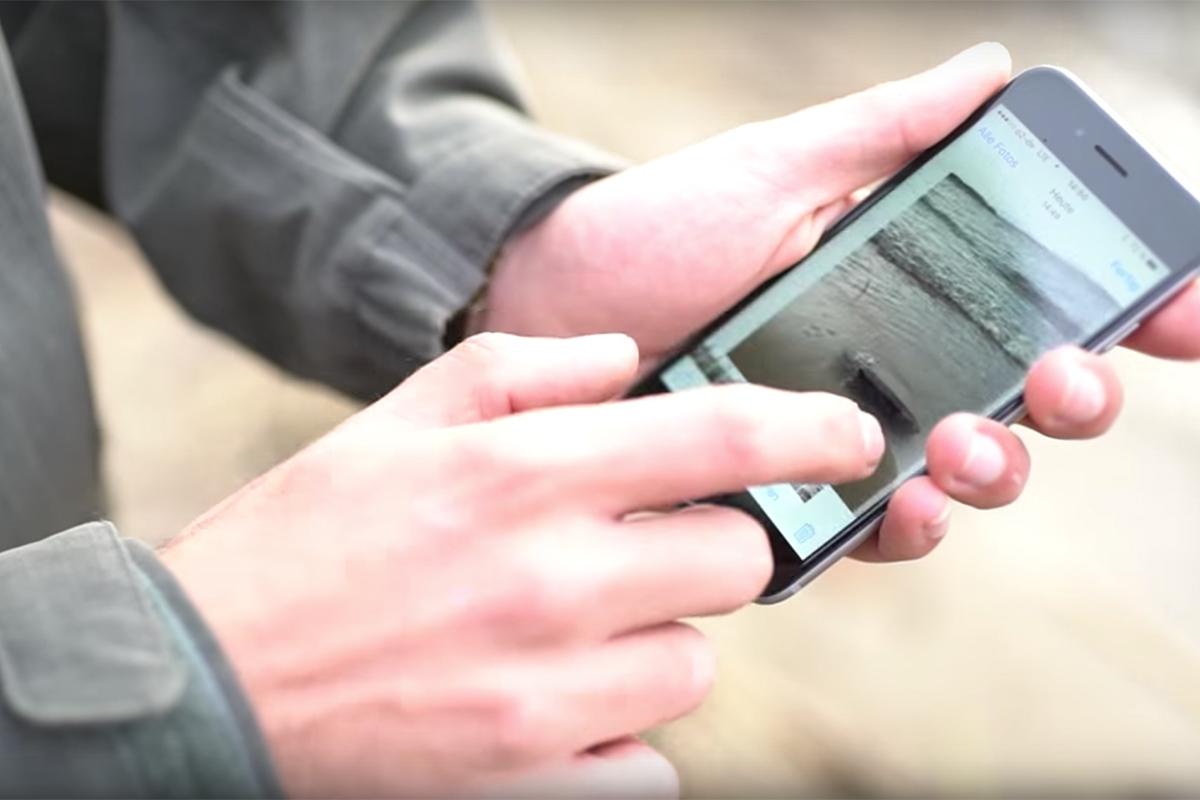 twelveft Smartphone Karpfenfotos2 - Tipps für bessere Karpfenfotos mit dem Smartphone