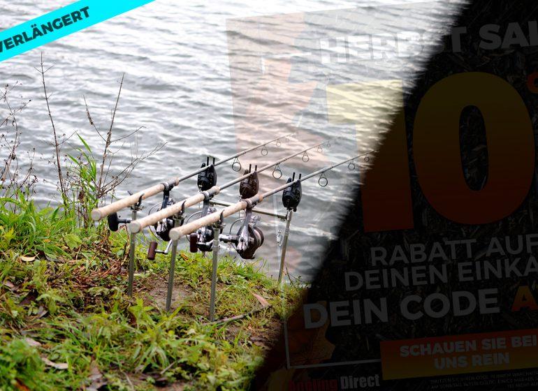 angling direct verlaengert 770x560 - 10% Rabatt für Karpfenangler